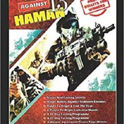 War Against Hamman 13 pray 2018