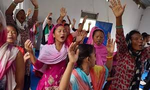Pray for Christians in Nepal