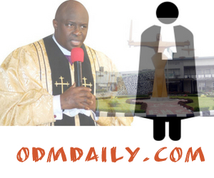 CASE OF MISS TAMARA EGBEDI VERSUS REV. (DR) CHRIS E. KWAKPOVWE