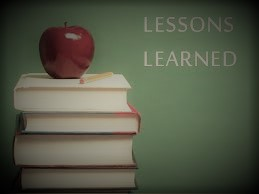 A Big Lesson To Learn: Take Heed