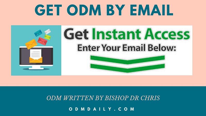 ODM Devotional by Email